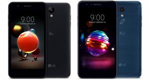 LG K8 e LG K10 2018