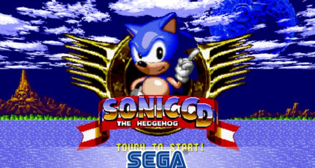 SEGA Sonic CD Classic