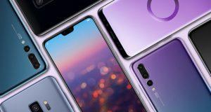 Huawei P20 Pro vs Samsung Galaxy S9+