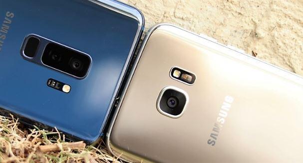 Samsung Galaxy S9 vs Galaxy S7