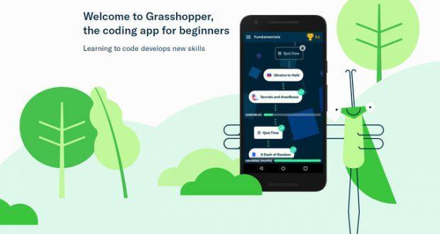 Grasshopper Il Gioco Google Che Insegna A Programmare In