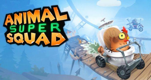 Animal Super Squad