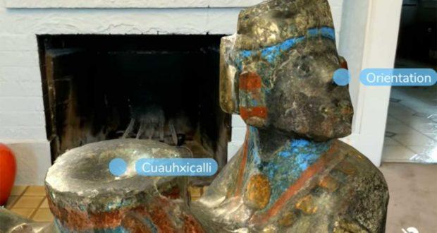 Google ARCore Chacmool