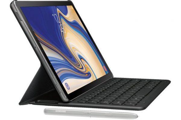 Samsung Galaxy Tab S4 con S Pen e tastiera