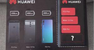 Huawei Mate 20 Pro batteria