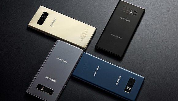 Samsun Galaxy Note 9