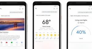 Google Assistant nuova UI