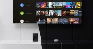 Google Home Nvidia SHield TV