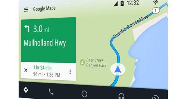 Google Maps per Android Auto