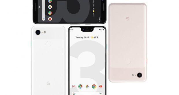 Google Pixel 3 e Pixel 3 XL