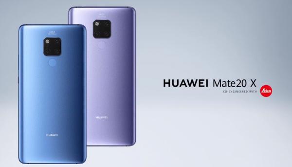 Huawei Mate 20 e Huawei Mate 20 Pro