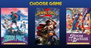 Shining Force Classics