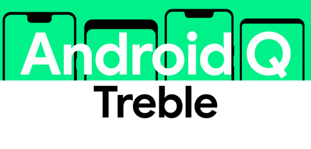 Android Q Project Treble GSI
