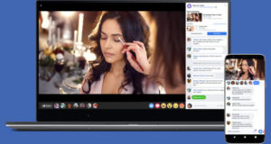 Facebook Messenger guarda i video insieme