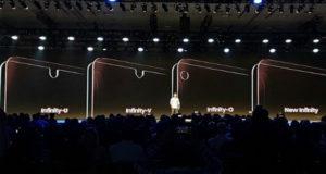 Samsung Infinity Display 2019