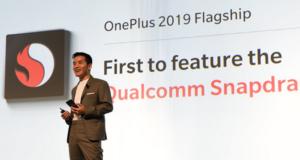 OnePlus Qualcomm Snapdragon 855