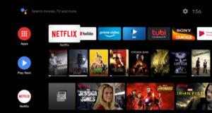 Android TV nuova UI