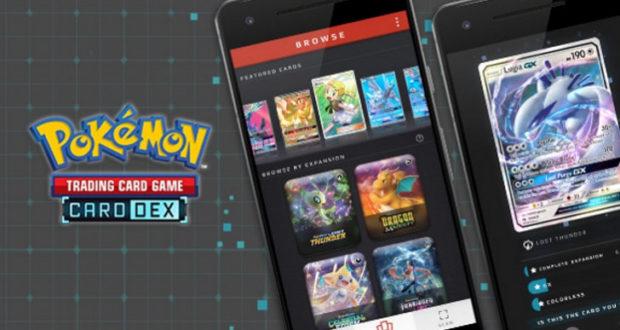 CardDex del GCC di Pokémon