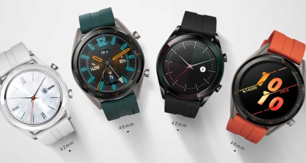 Huawei Watch GT Active ed Elegant