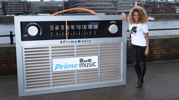 Amazon Prime Music