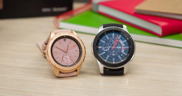 Samsung Galaxy Watch app Galaxy Wearable