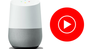 YouTube Music gratuito Google Home