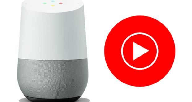 YouTube Music gratuito Google Home