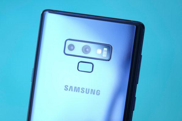 Galaxy Note 10 apertura fotocamera