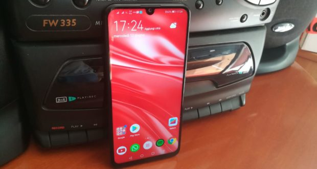 Recensione Huawei P Smart+ 2019
