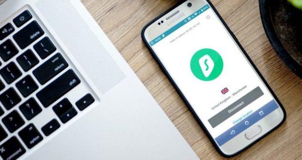 VPN Surfshark Android