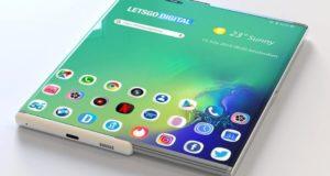 Samsung Galaxy S11 concept
