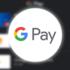 Google Pay Dark Mode