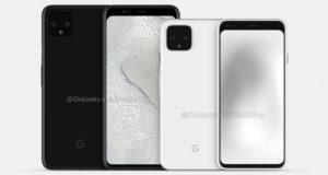 Google Pixel 4 e Pixel 4 XL