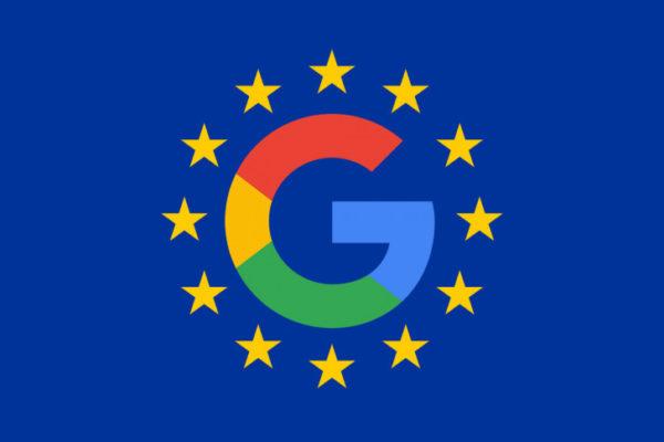 Google motore di ricerca in UE