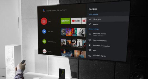 Nvidia Shield TV Android 9 Pie