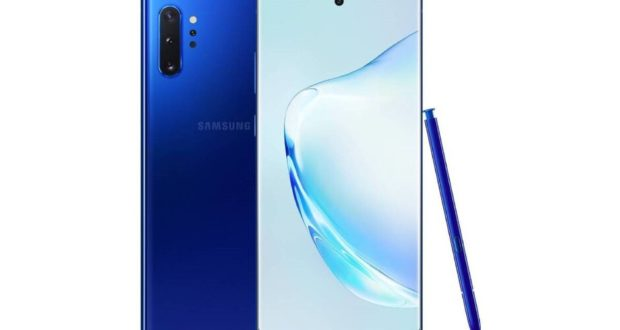 Samsung Galaxy Note 10+ Aura Blue
