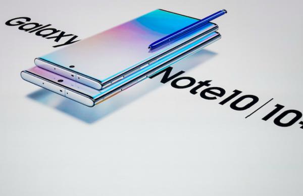 Samsung Galaxy Note 10 e Samsung Galaxy Note 10+ (1)