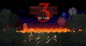 Stranger Things 3- Il Gioco