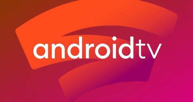 Google Stadia su Android TV