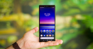 Sony smartphone Snapdragon 865