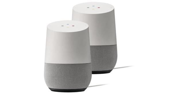 Google Home Stereo Pairing