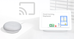 Google Home trasferire streaming