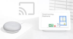 Google Home trasferire streaming