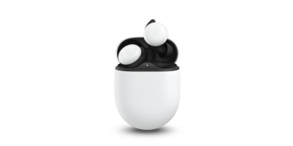 Google Pixel Buds custodia ricarica