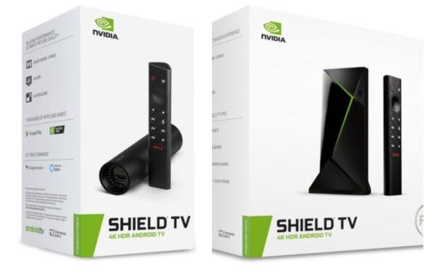 Nvidia Shield TV 2019 e Shield PRO 2019