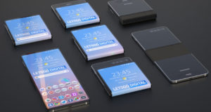 Samsung Galaxy Fold 2 Bloom