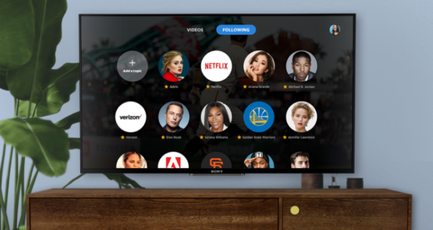 Yahoo Video Android TV