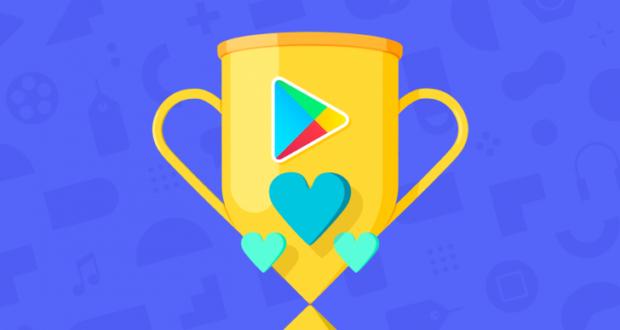 Google Play Awards 2019