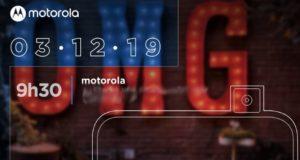 Motorola One teaser