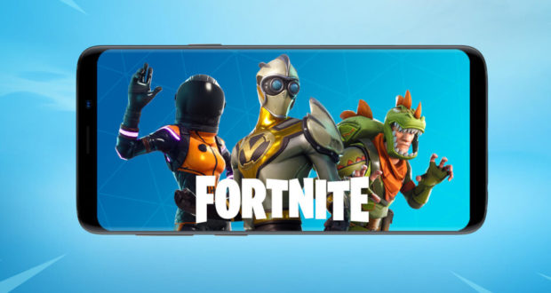 Fortnite sul Play Store